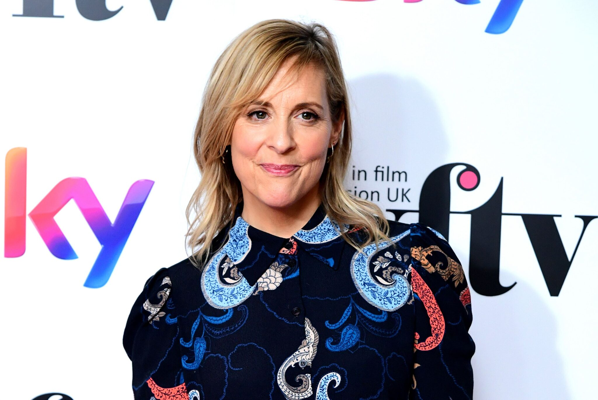 Mel Giedroyc Talks About The Menopause