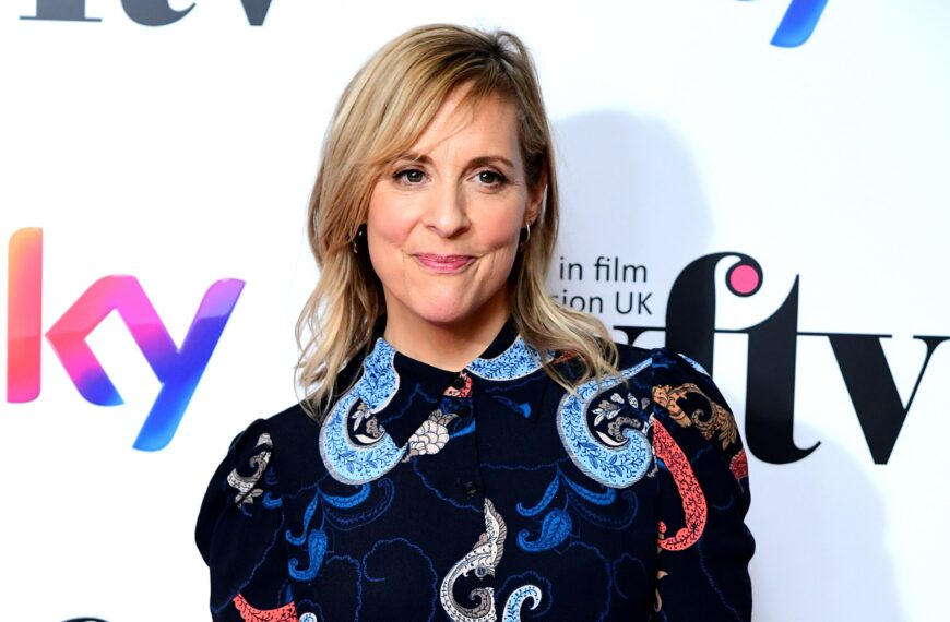 Mel Giedroyc Talks About The Menopause And Her Dark Side