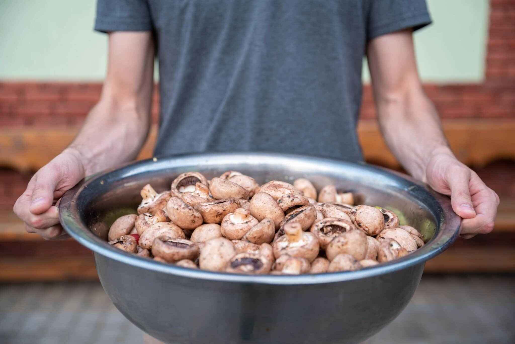 Could Mushrooms Be The Fitness-Booster You're Missing