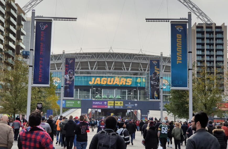NFL Returns To London With Two Games In 2021