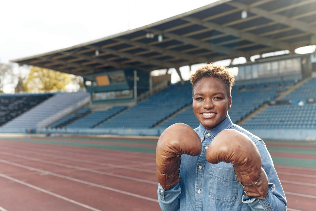 Champion Boxer Nicola Adams On Retirement And Being A Role Model