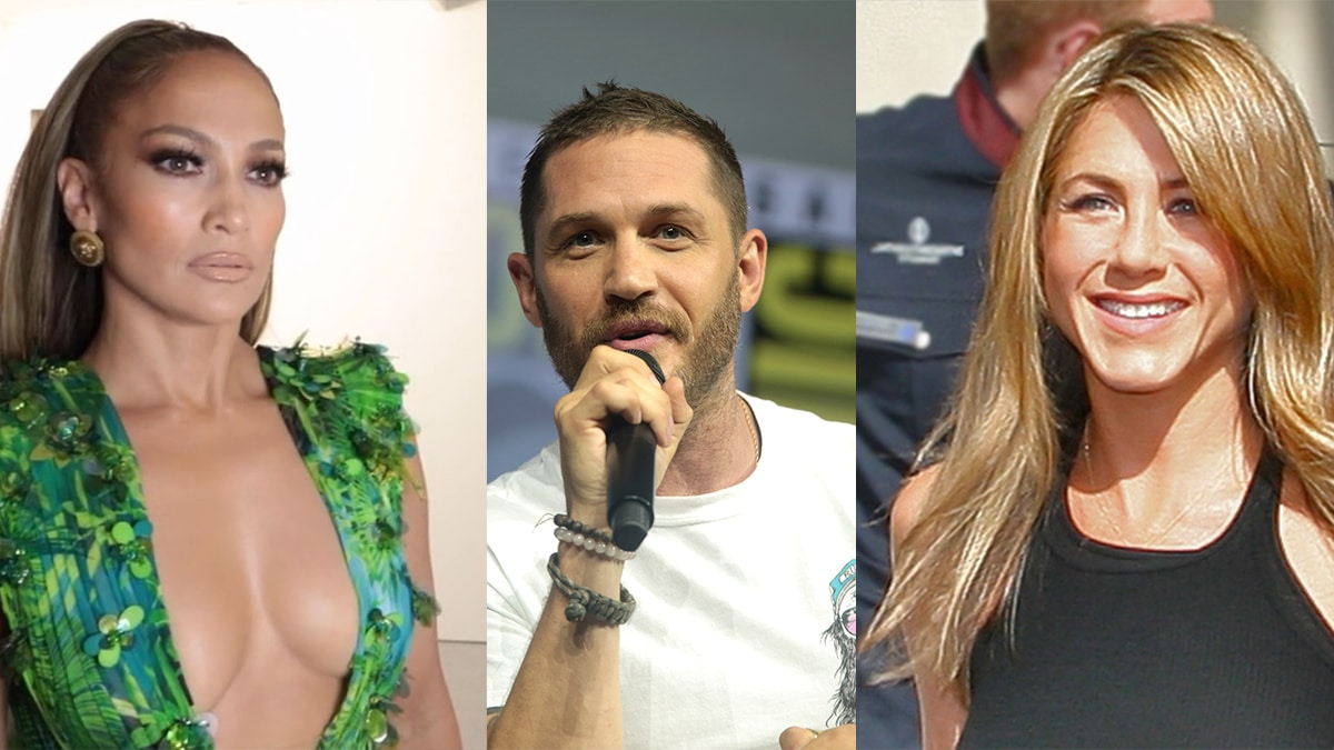 over forty fabulous celebrities