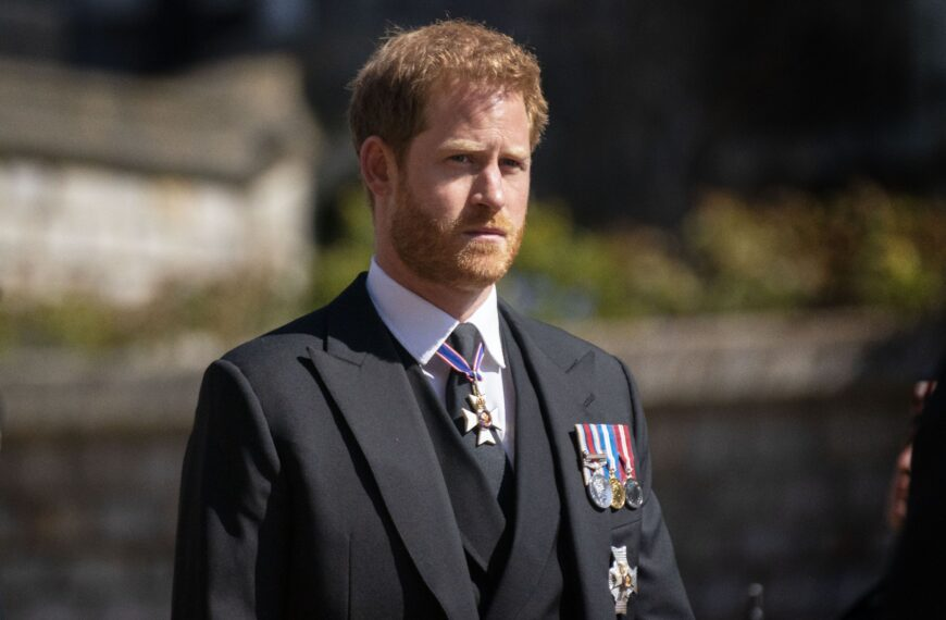 Prince Harry Opens Up About His Drinking And Mental Health Experiences