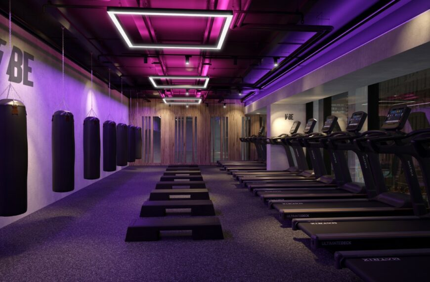 Lifestyle Fitness and V1BE To Open A Second Luxury Health Club In Manchester