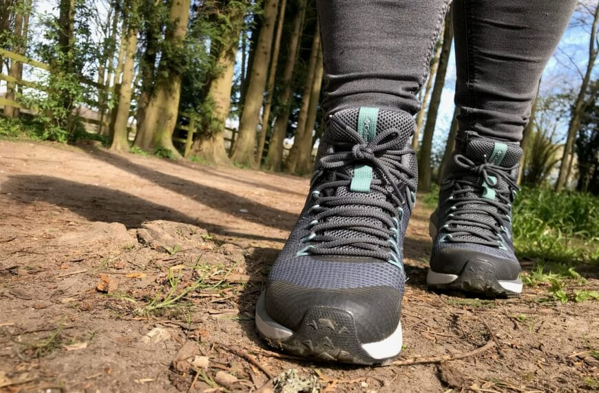 Summer Walking Boots Tried and Tested