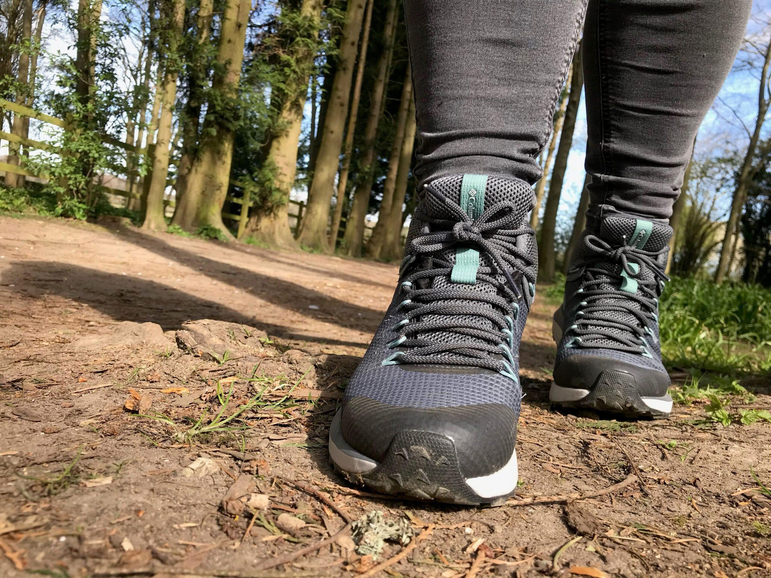 Summer Walking Boots