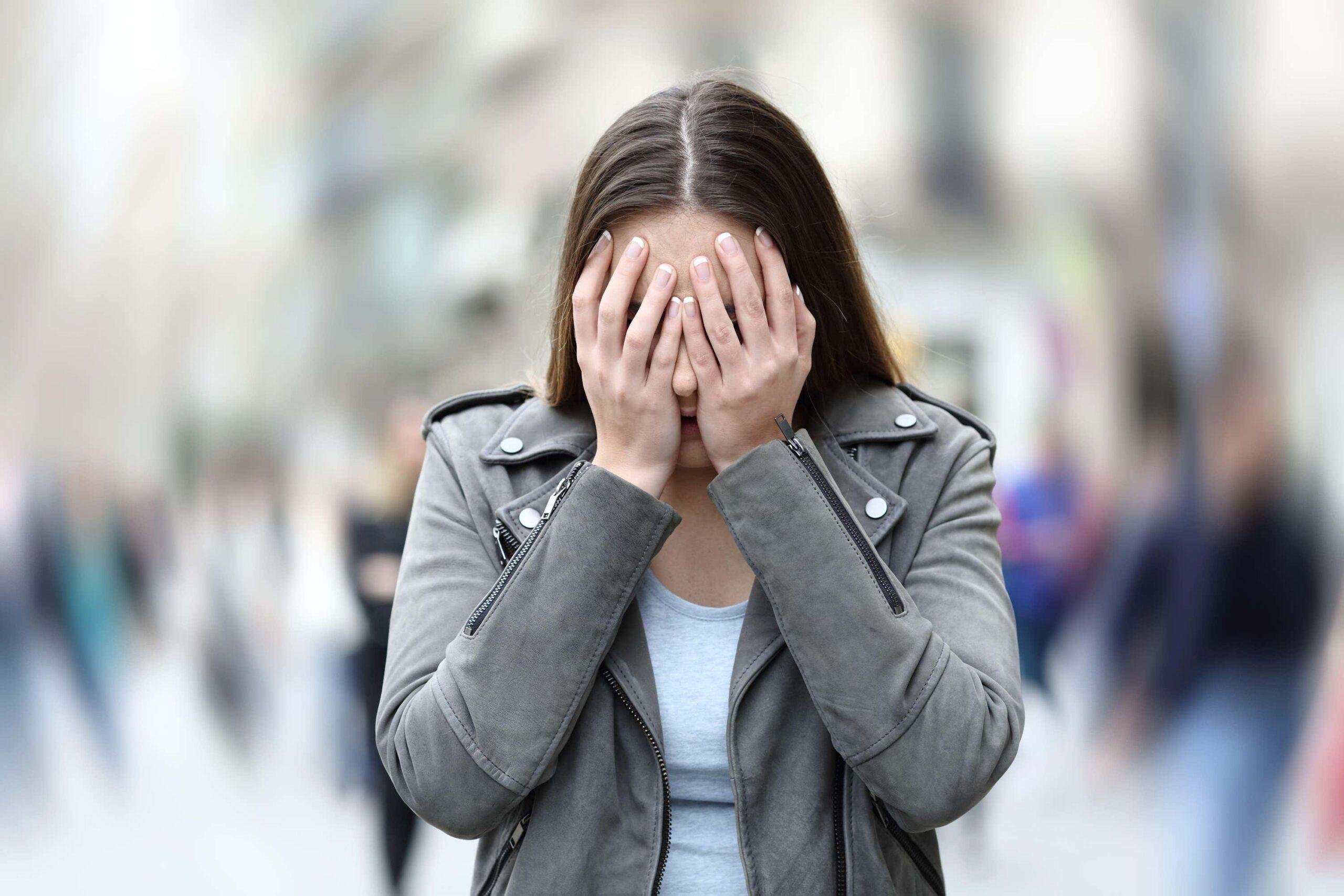 Socialising Anxiety