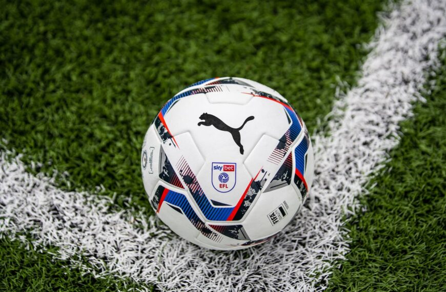 2021/22 EFL Official Match Ball Will Be Brought To You By Puma