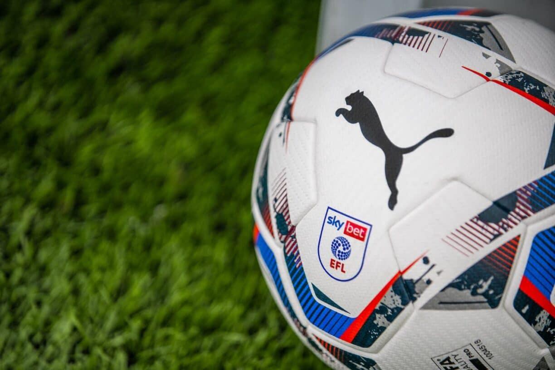 202122 EFL Official Match Ball00002