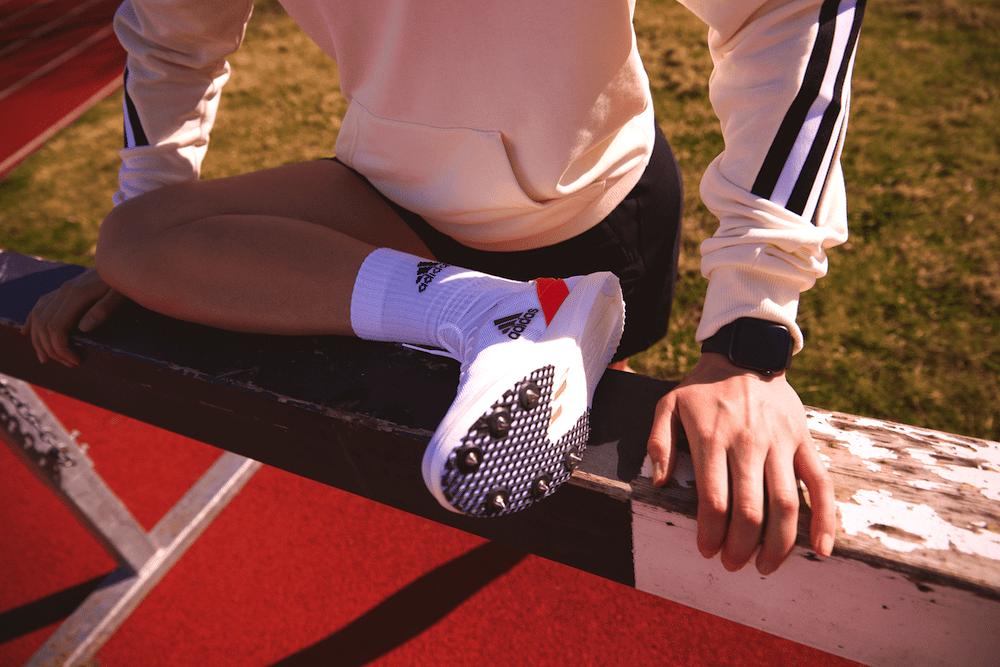 adidas adizero running shoe