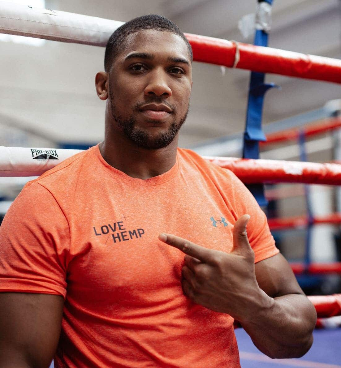 Love Hemp, one of the UK's leading CBD and hemp product suppliers, has signed a three-year Endorsement Agreement with the British boxing legend.