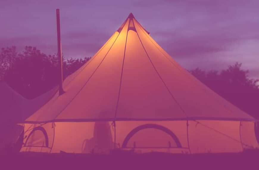 David Lloyd Clubs Trialling Plans For Customers To Experience Overnight Staycations At Luxury Glamping Sites On Its Grounds