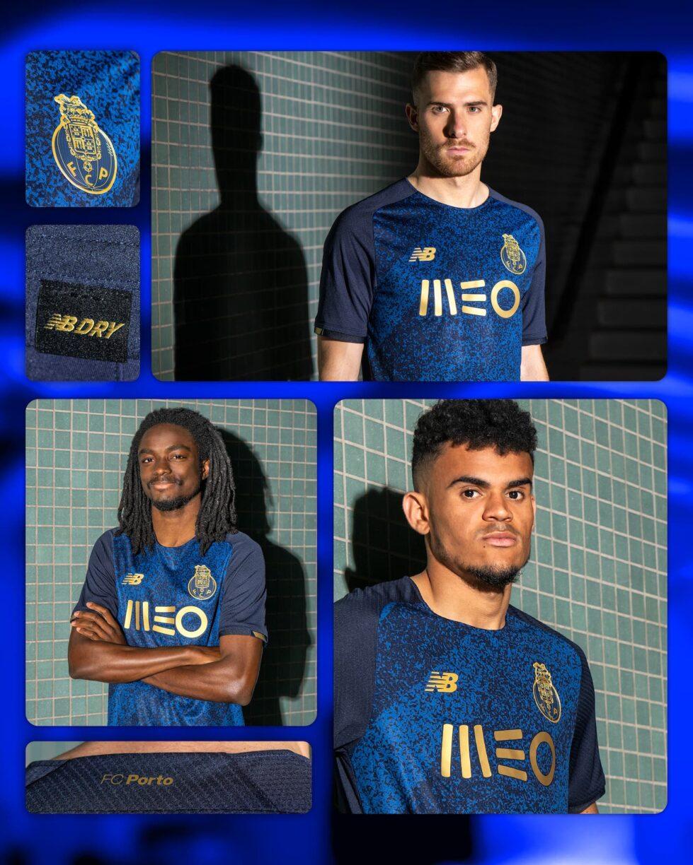 FC Porto 202122 Away Strip 1