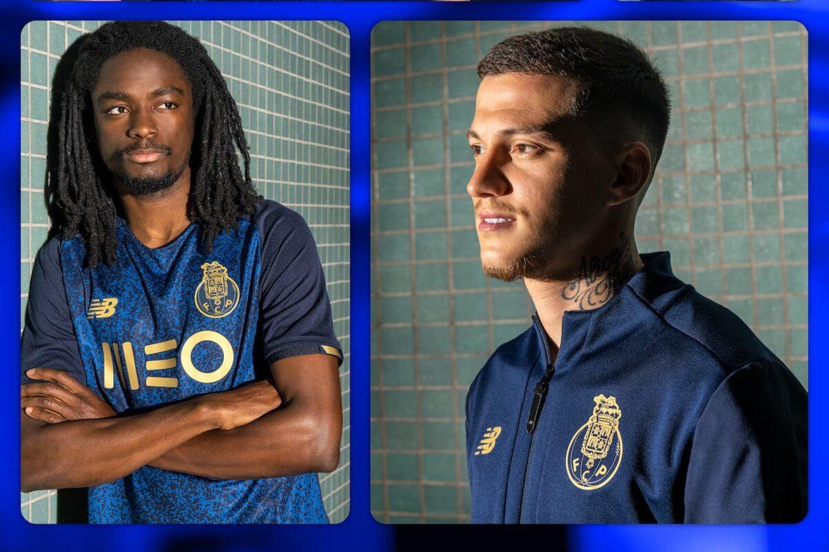 New Balance Reveals FC Porto 2021/22 Away Strip