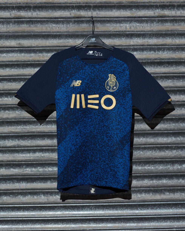 FC Porto 202122 Away Strip 4