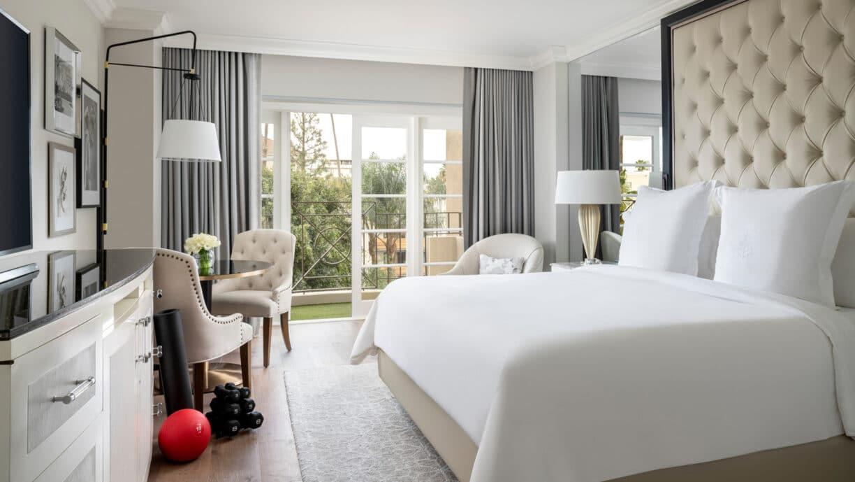 Four Seasons Hotel Los Angeles Beverly Hills