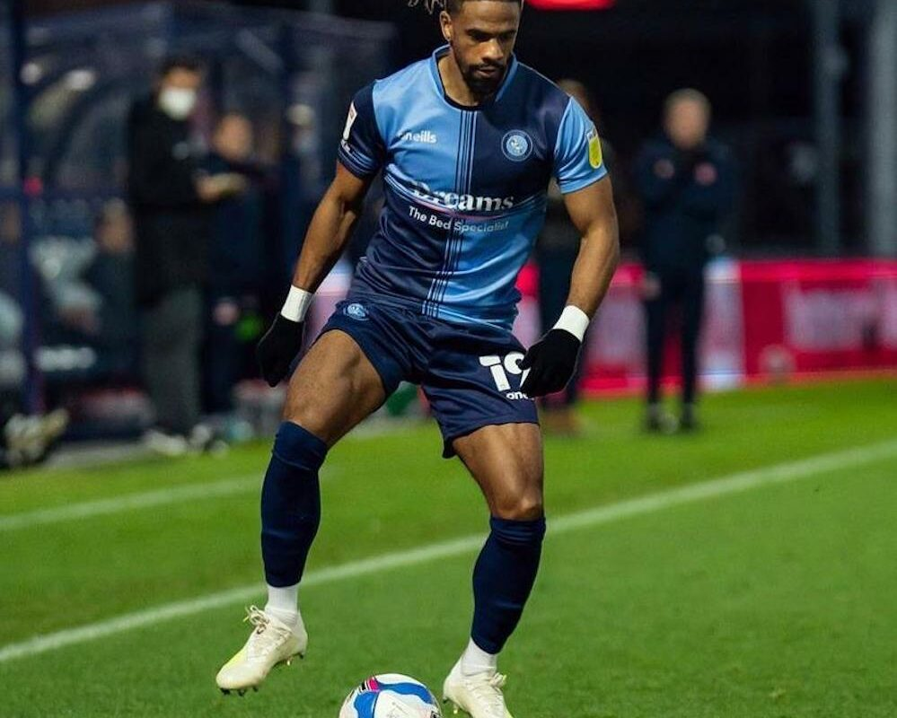Wycombe Wanderers Winger Garath McCleary On Family, Football, Fitness and Fashion