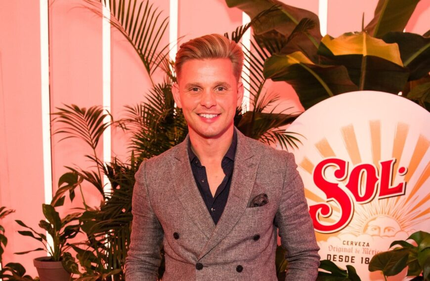 Jeff Brazier On What He's Learned Through Grief And The Life Lessons That He Wants To Pass On To His Sons.