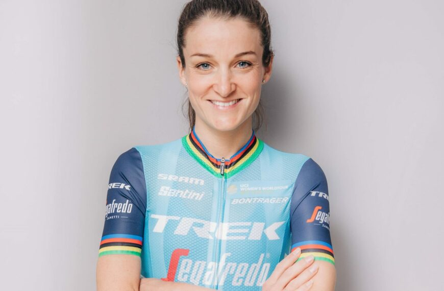 Team GB's Lizzie Deignan: How Sexism In Cycling Is Finally Being Tackled