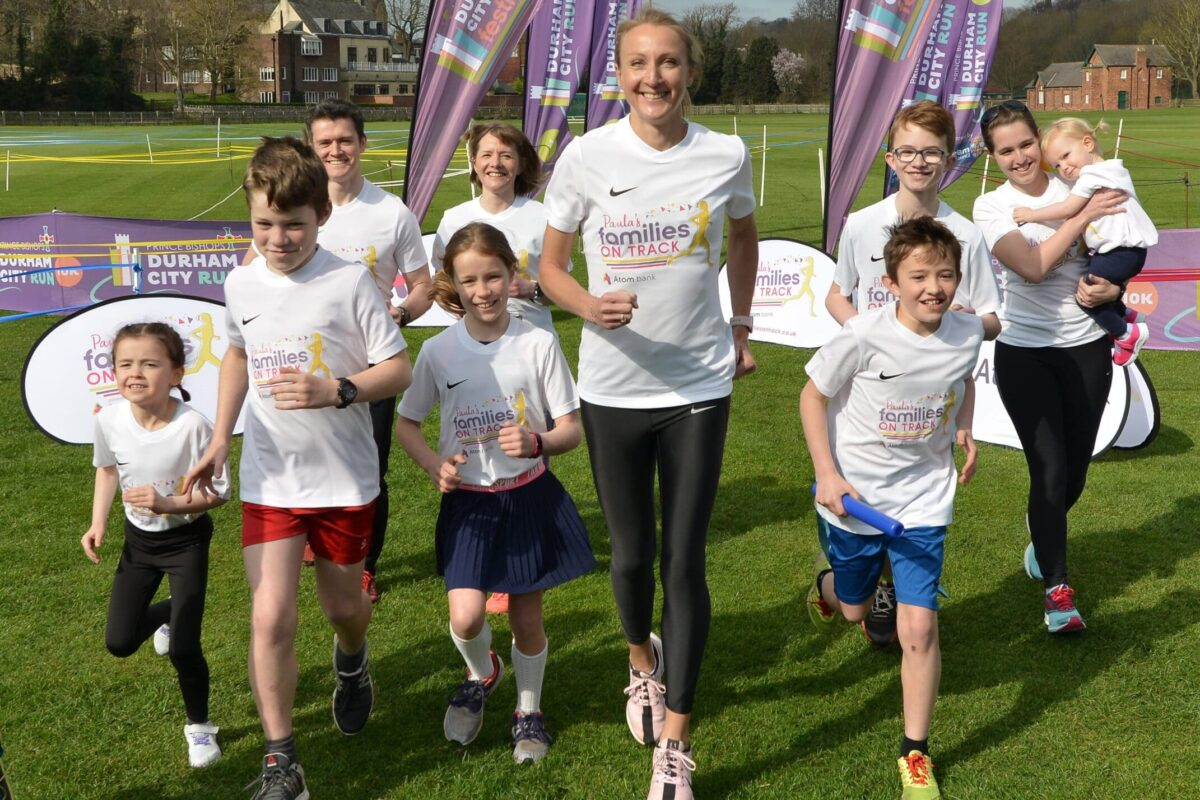 Xplora Joins Forces With Paula Radcliffe To Get Kids Active