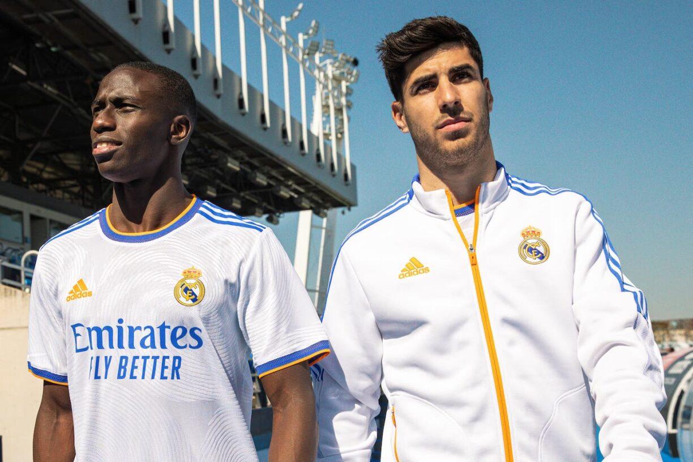 Real Madrid 2021/22 Season Home Shirt