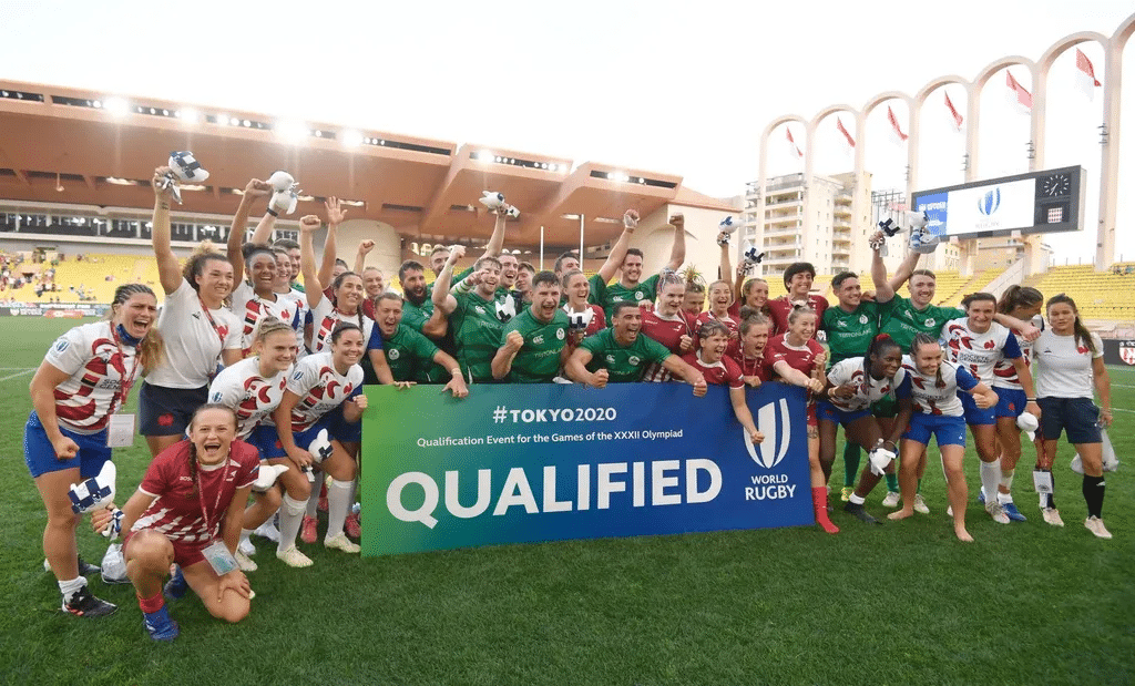 Rugby Sevens Olympic qualification joy for Ireland, France and Russia