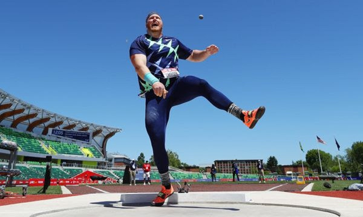 Who Owns The 2021 World Shot Put Record?