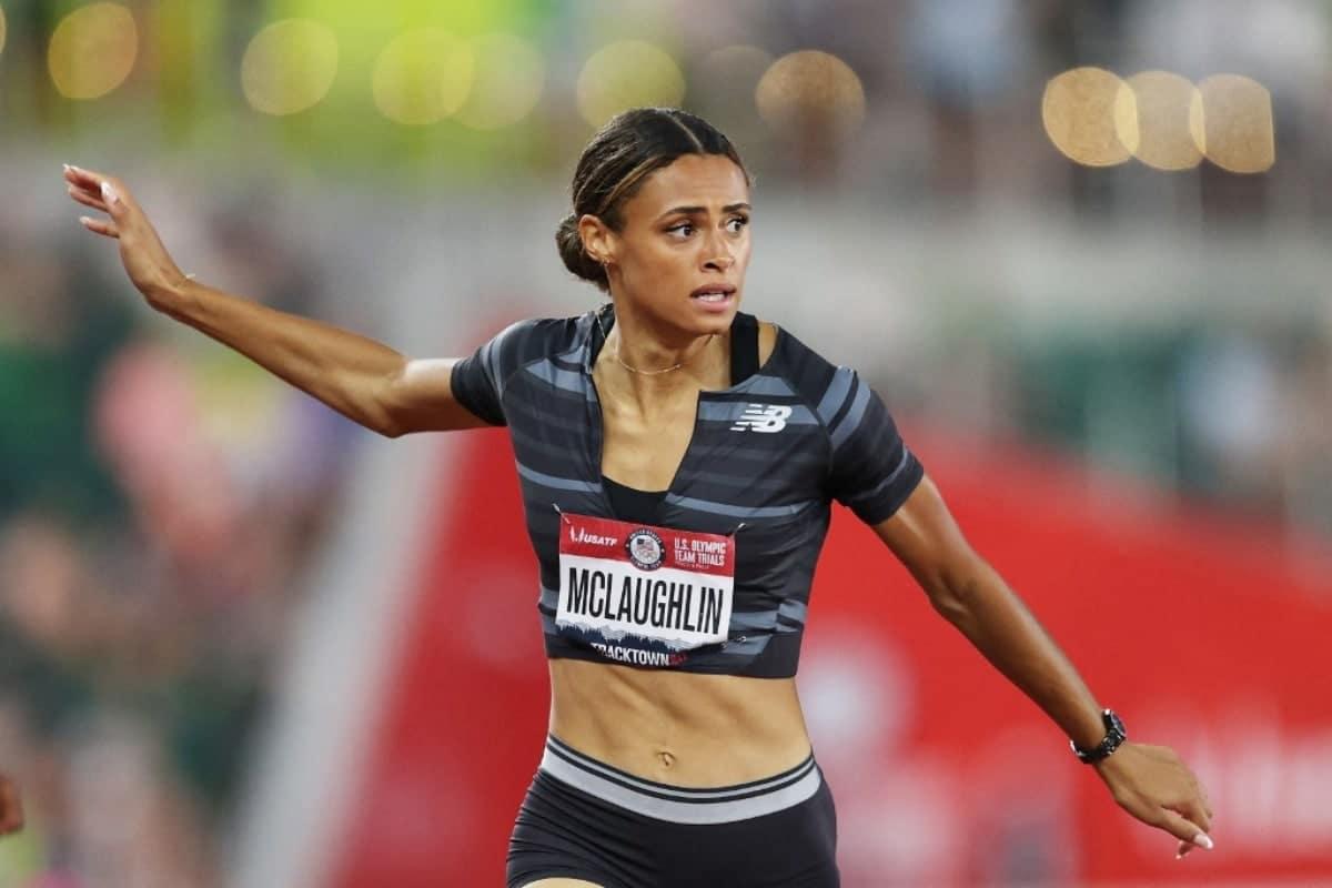 Sydney Mclaughlin World 400m Hurdles Record