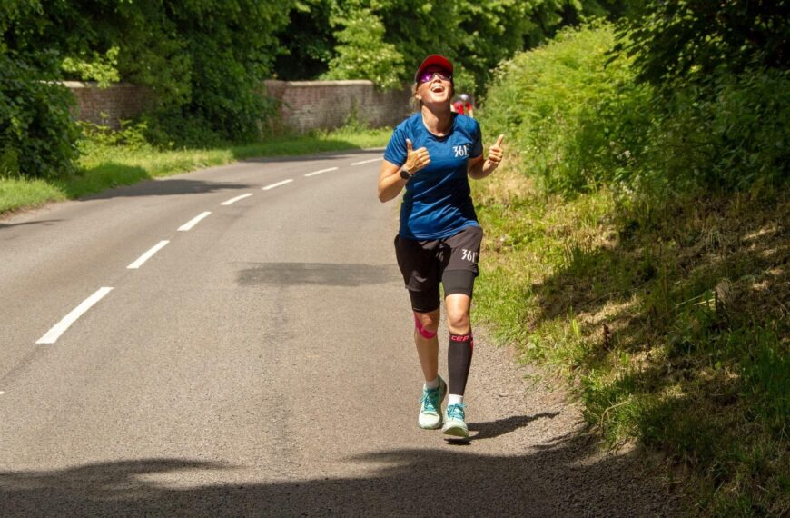 Vicky Hogg's 900 Mile Challenge!