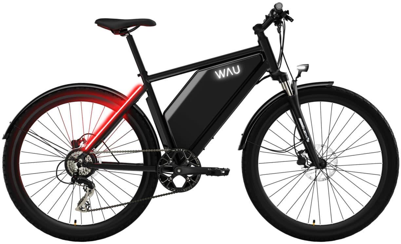 WAU X Bike 1