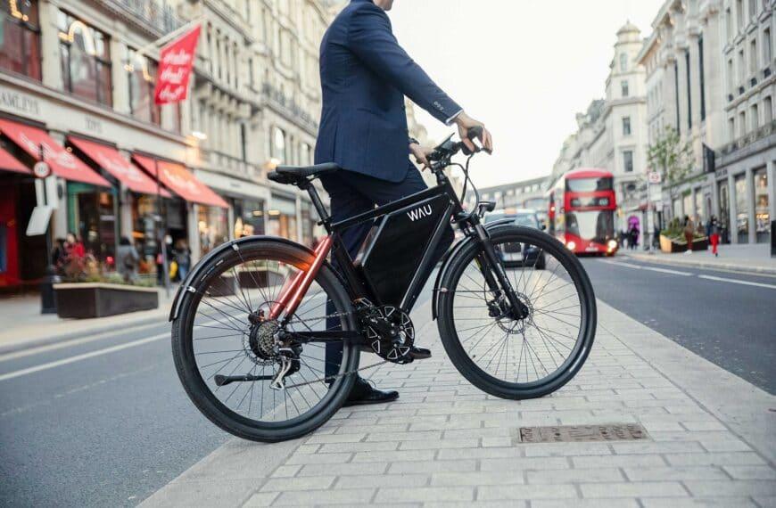 E-Bike Boom See Sales Surge For Wau Bike