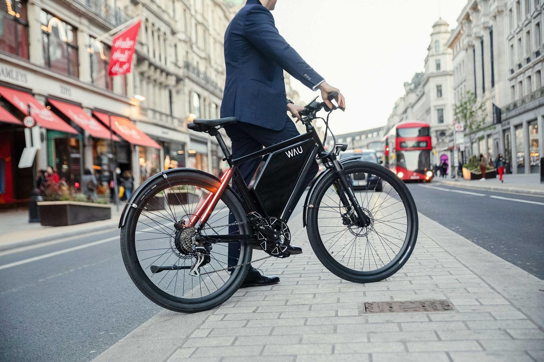 Sales Surge For Wau Bike