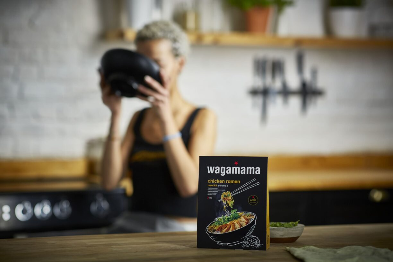 Wagamama cook at home range