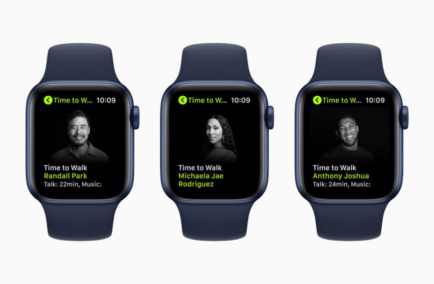 Apple Fitness+ Releases New Episodes Of Time To Walk Starting June 28