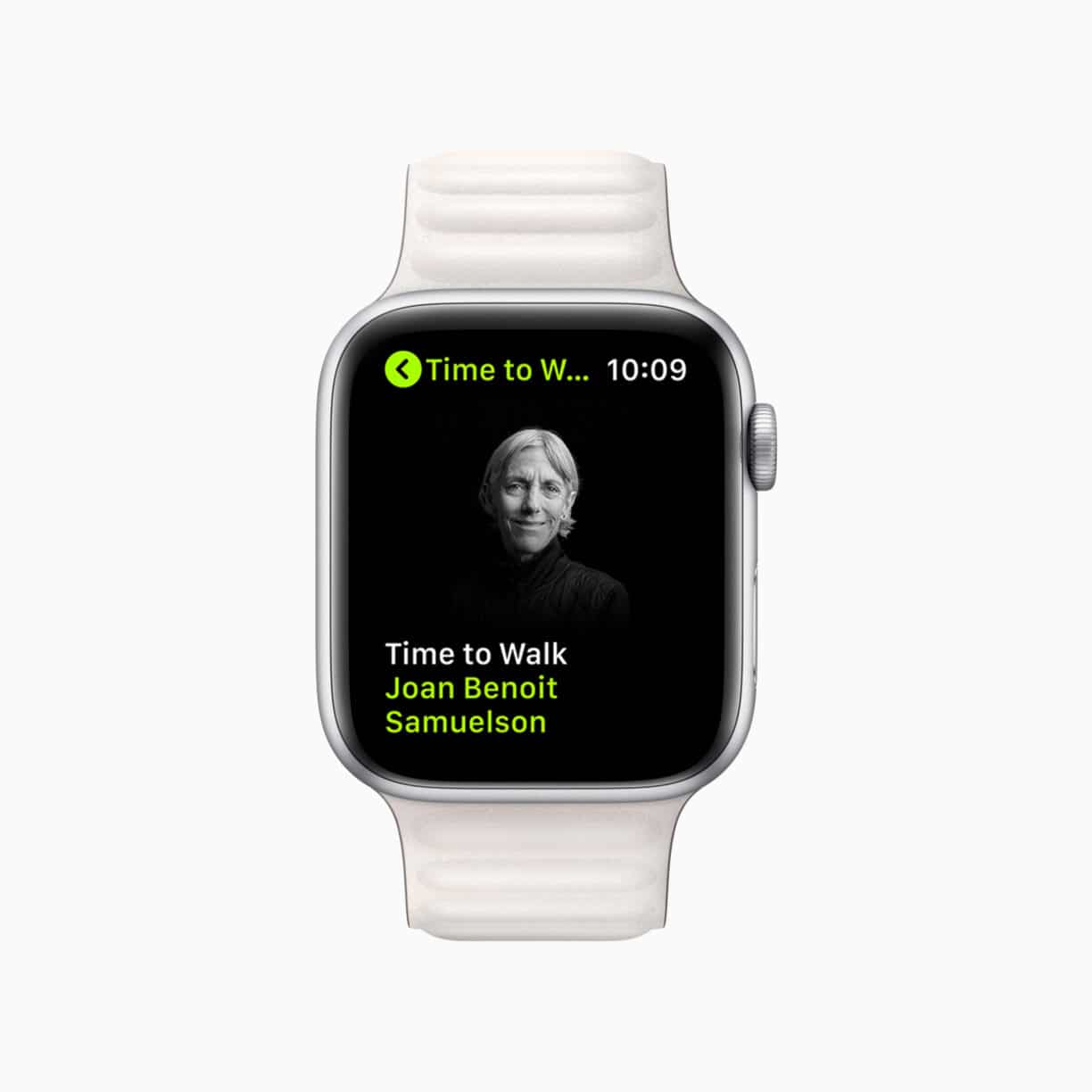Apple Fitness+ Time To Walk