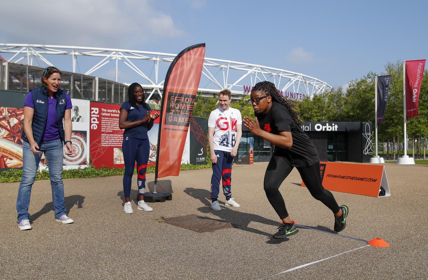 UK Sport EIS Team GB ParalympicsGB 19 Sports Unique Collaboration