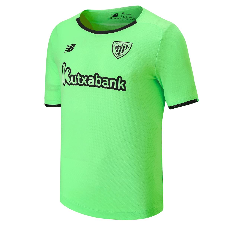 athletic bilbao away shirt 2021