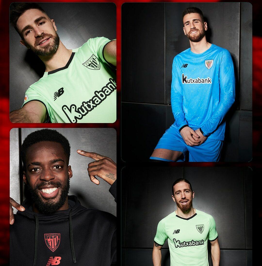 Athletic Club Bilbao 21/22 Away Kit