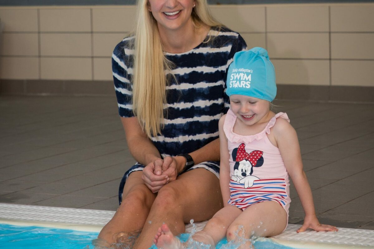 How Olympic Gold Medallist Rebecca Adlington Struggled With Body Confidence At The Swimming Pool
