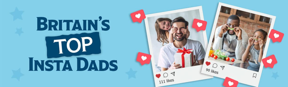 The Rise Of Instadads – Top UK Locations For Instagrammer Dads