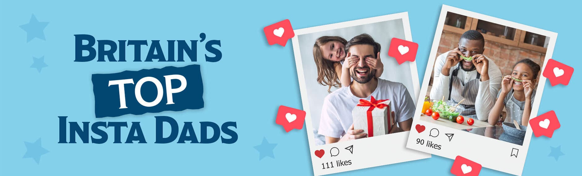 Top UK Locations For Instagrammer Dads