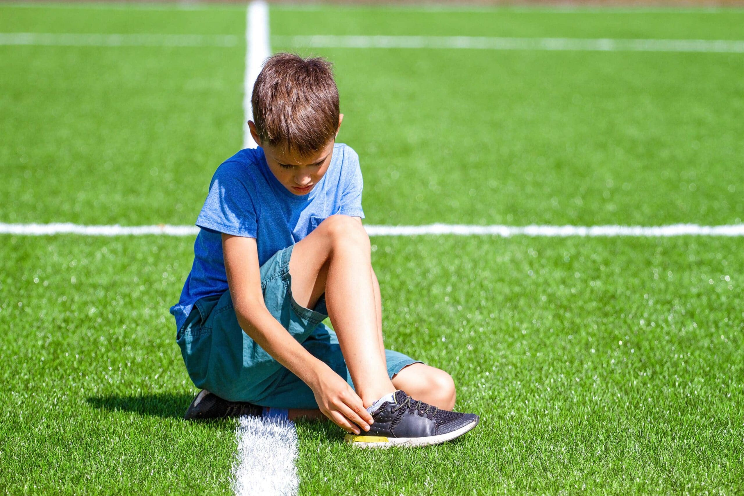 Children Getting More Injuries As They Return To Sport After Lockdown