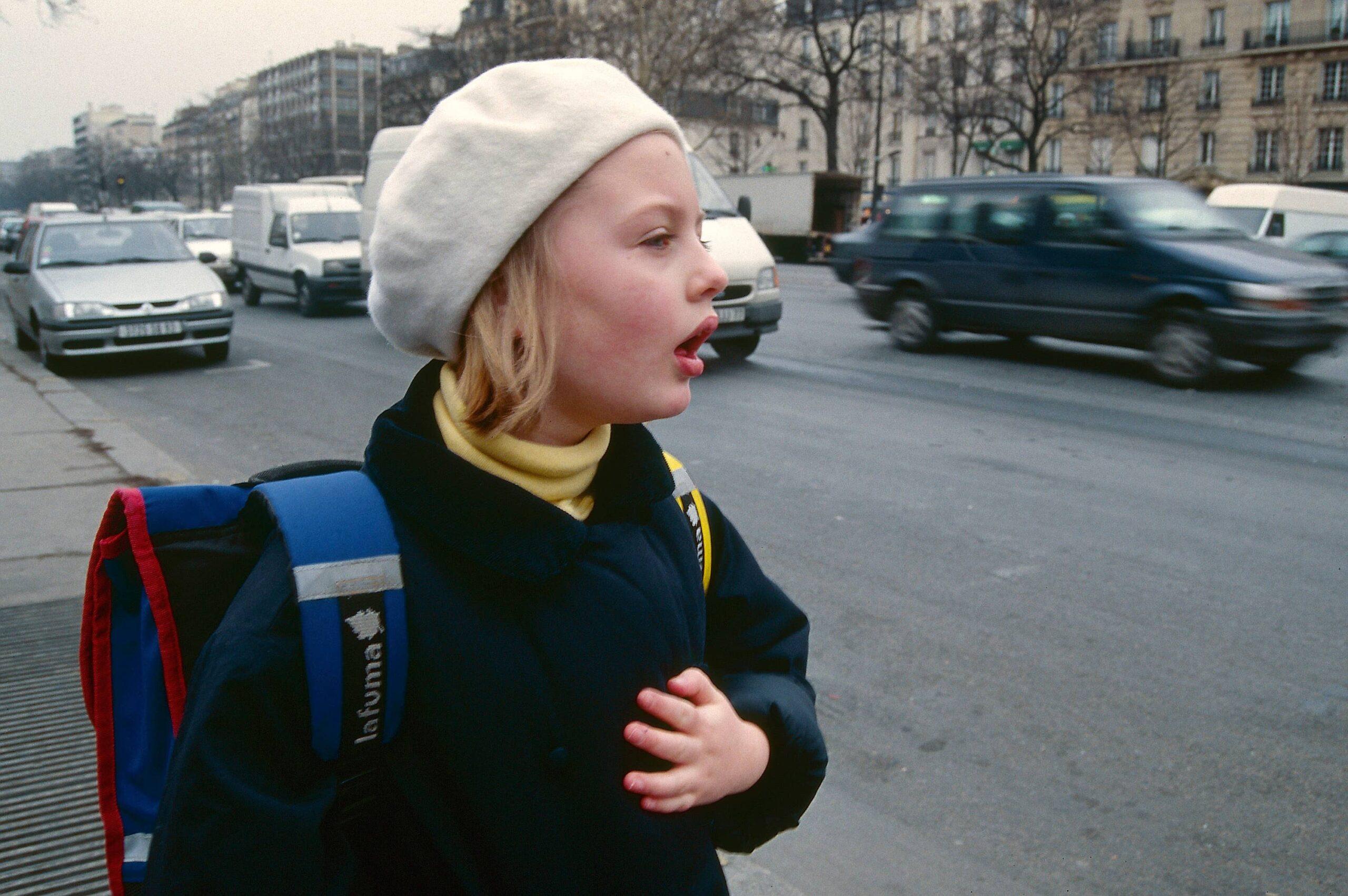 Reduce Children's Exposure To Dangerous Air Pollution