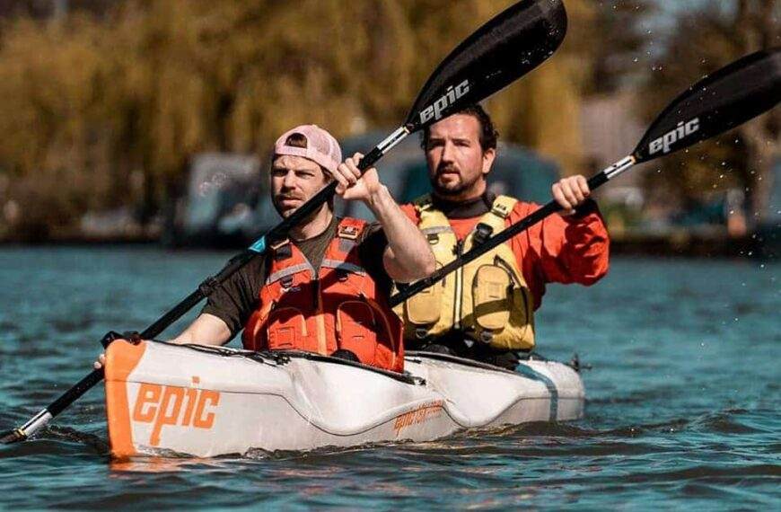 Five Veterans With Life-Changing Injuries Attempt A World-First Kayak Journey Of 1,400km