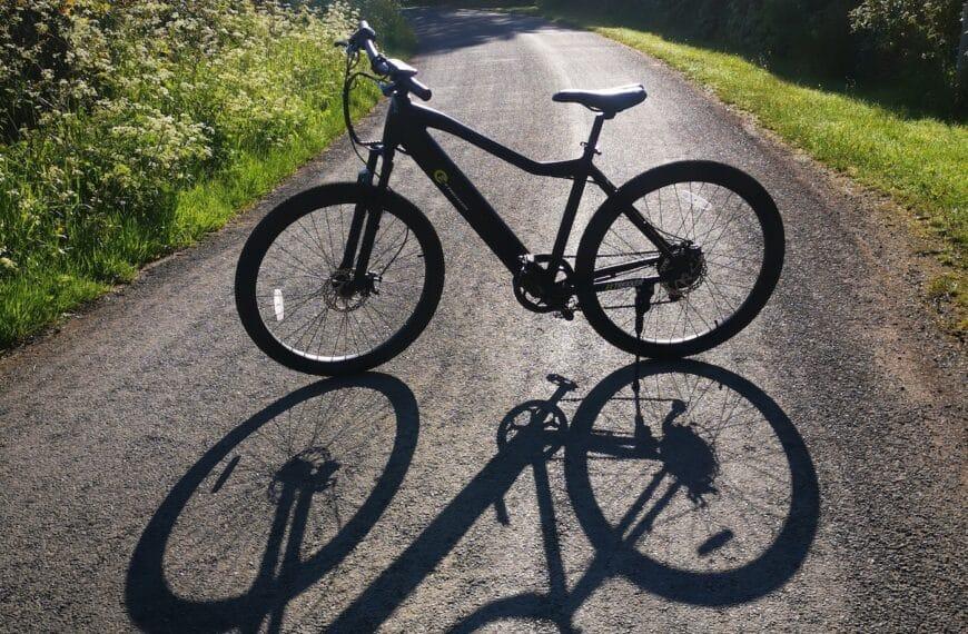 We Put The E-Trends Trekker Bike Through It's Paces