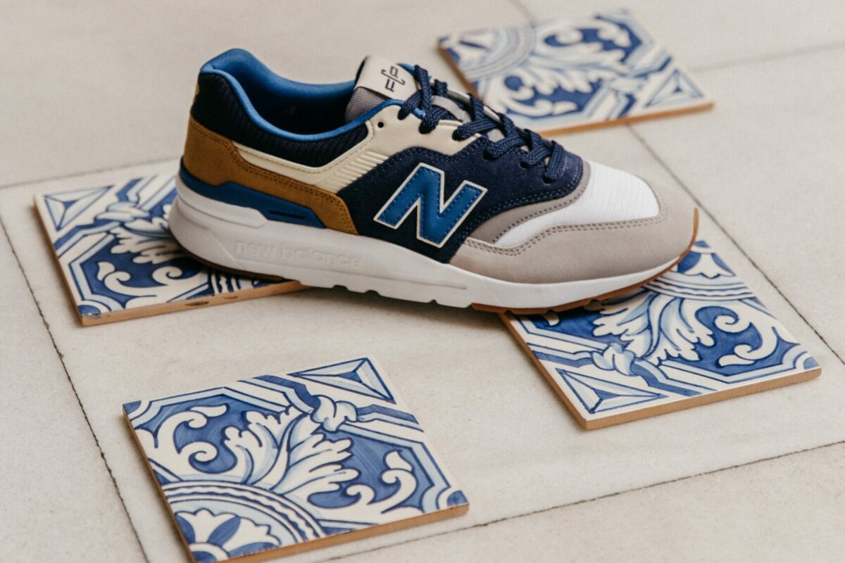 FC Porto And New Balance Collaborate On Fresh 997H Footwear