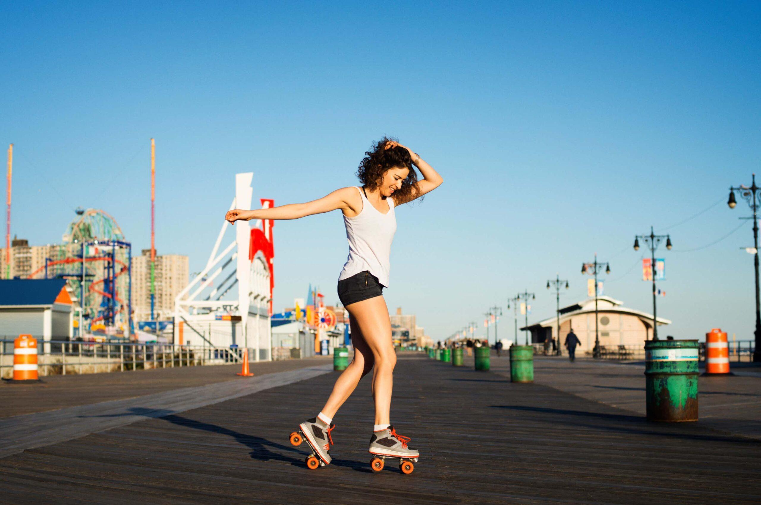 Roller Skating health benefits