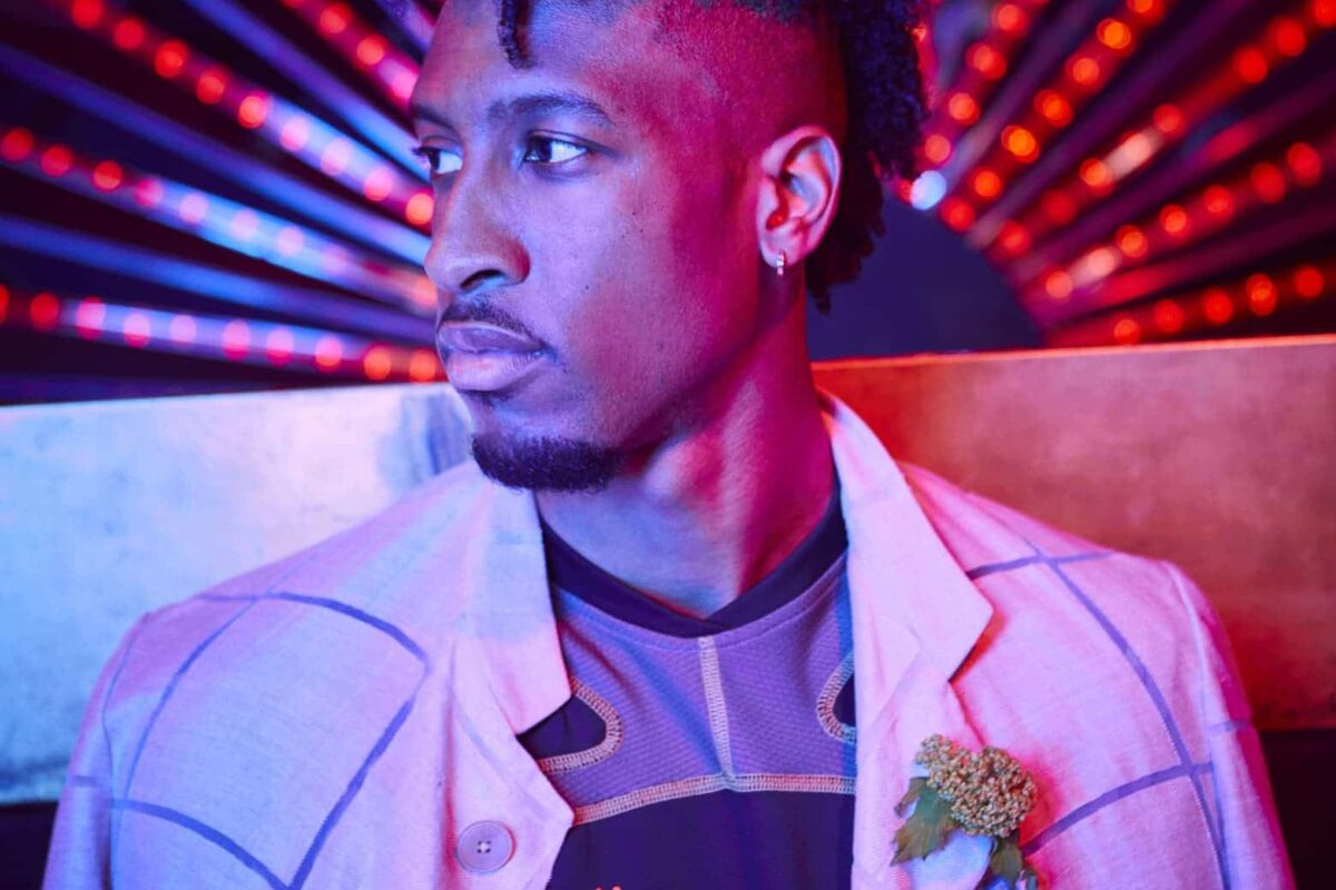 Kingsley Coman Talks Football and Fashion With Sepp Magazine