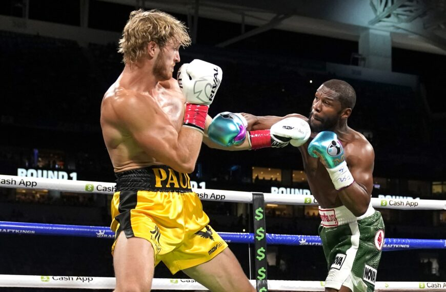 Inspired By Logan Paul Vs Floyd Mayweather? Here's 7 Benefits Of Taking Up Boxing