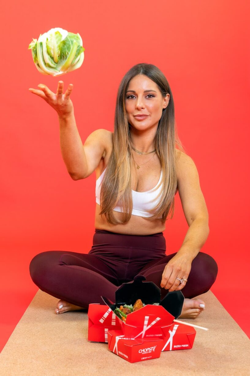 Louise Thompson To Launch New Skinny Rice